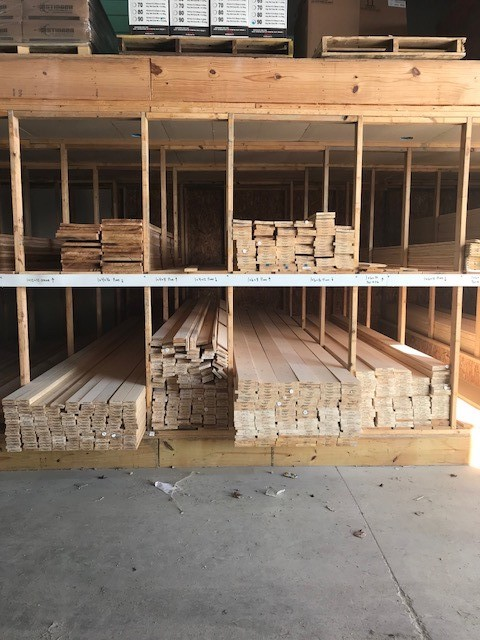Products provided by Ohio Lumber